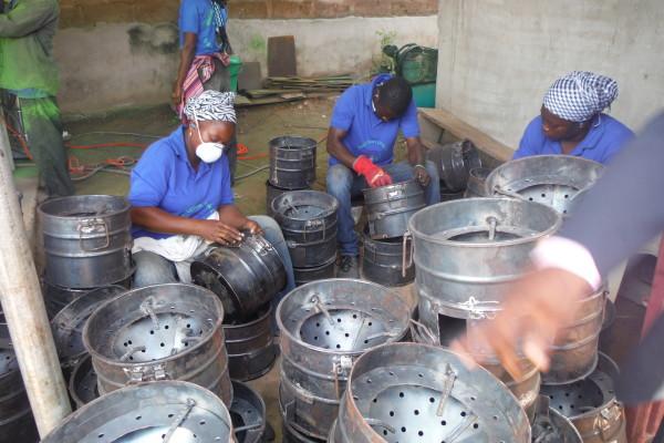 clean cooking in Ghana IDEV